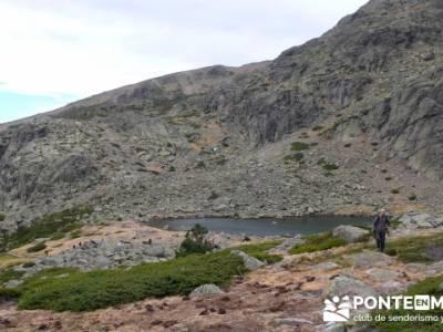 Lagunas de Peñalara - Parque Natural de Peñalara;mochila trekking;mochila senderismo